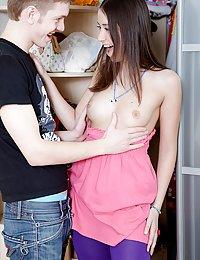 Kinky teen
